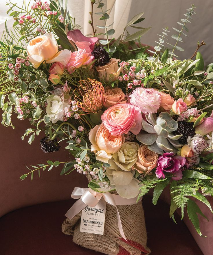 Farmgirl flowers is a blooming business dujour