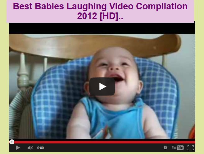 Best Babies Laughing Video Compilation 2012 [HD]..