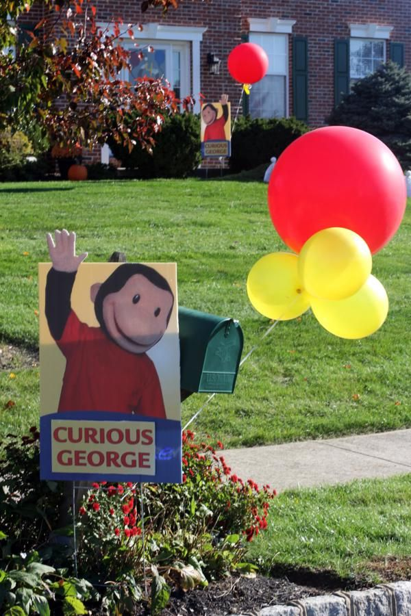 Curious George B-dayBirthday Parties, 1St Bday, George Birthday, Boys Birthday, 2Nd Bday, 3Rd Birthday, Bday Parties