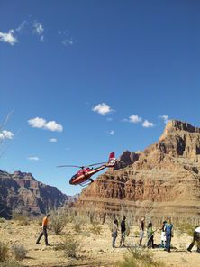 Grand Canyon All American Helicopter Tour - Las Vegas | Viator