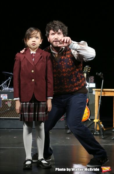 BWW Interview: He's Ready to Rock! Meet Broadway's New Leading Man, SCHOOL OF ROCK's Alex Brightman