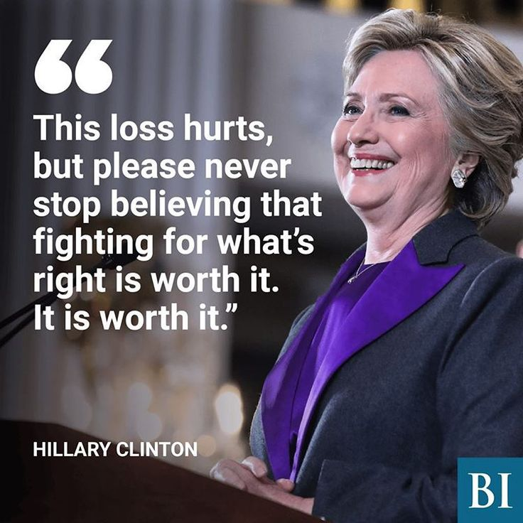 Best Facebook Quotes 2016: 25+ Best Hillary Clinton Quotes On Pinterest
