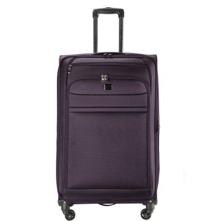 Protege 28 inch Spinner Upright Luggage, Purple