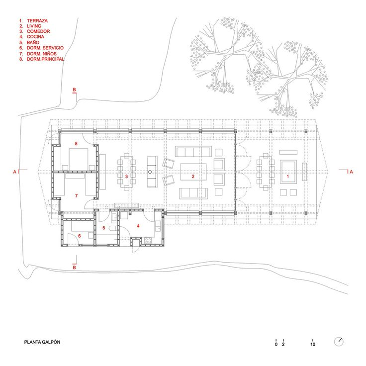 Gallery - Barn House at Lake Ranco / Estudio Valdés Arquitectos - 13