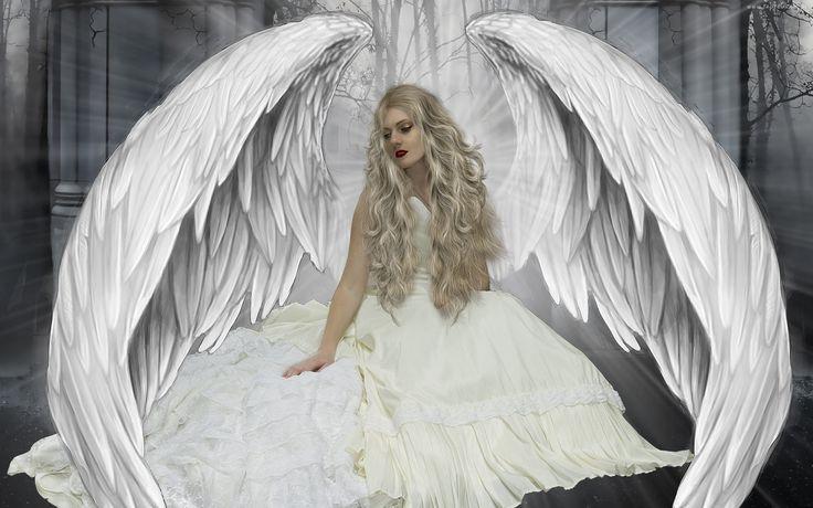 Kobieta, Anioł