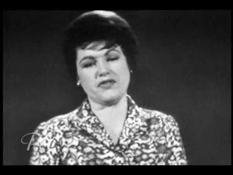"Patsy Cline - ""I Fall To Pieces"" (1963)--One of Country Music's First True Female Superstars...Her Songs Are STILL On Jukeboxes and Played In Clubs Over 45 Years After Her Tragic Loss....Oh, Patsy, What A Talent You Were!!"