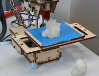 3D Printing, Raspberry Pi, and Fruit Flies: Low-Cost Custom Lab Equipment Helps in Study of Behavior