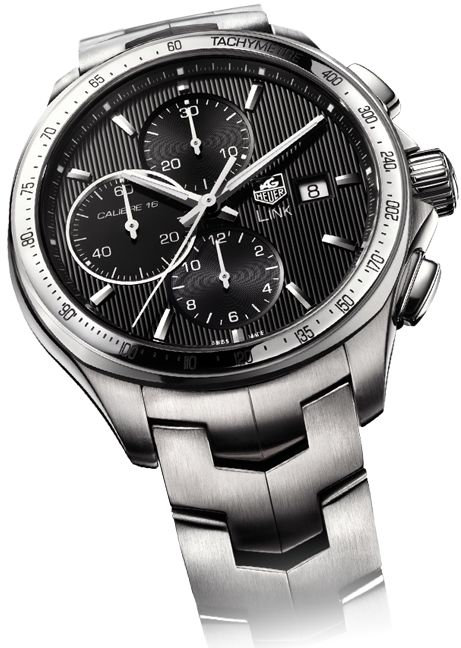 The Tag Heuer Link - just plain sexy!
