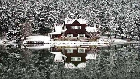 dag evi -( mountain home) - Abant  Turkiye