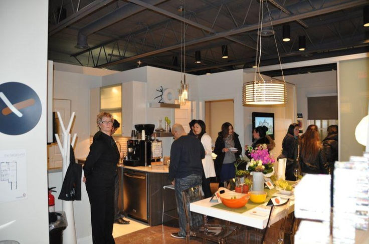 Wycliffe Homes hosted a free meet-and-greet with housing and design gurus at Fairground Lofts in Old Woodbridge Village, Ontario on Jan. 22, 2103