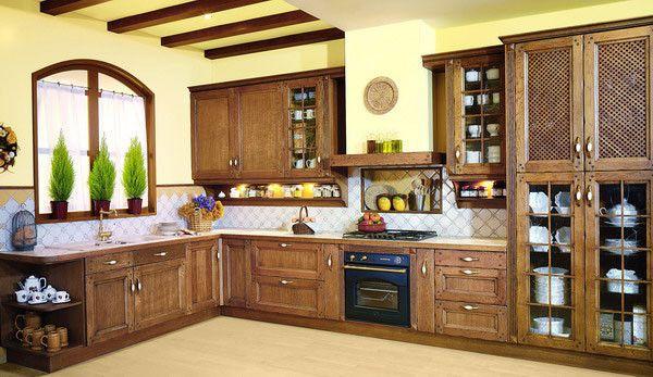 Cocinas Integrales Rústicas