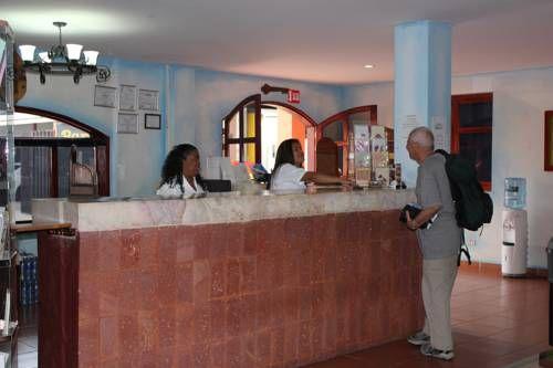Hotel Los Arcos in Estelí, Nicaragua -