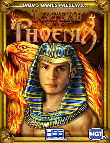Legend of the Phoenix - Slot Game by H5G