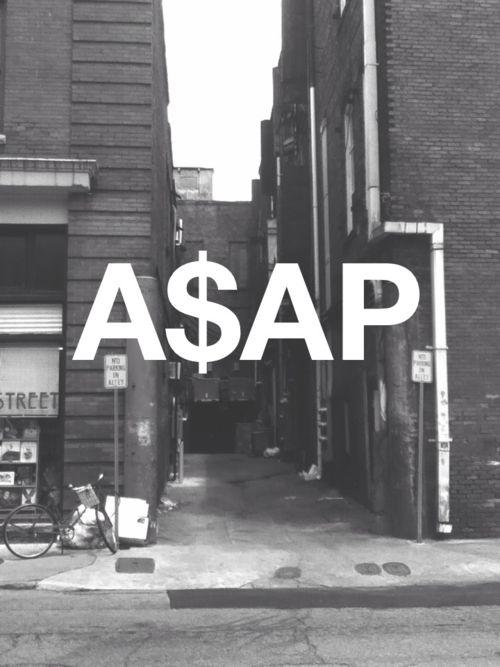 A$AP Rocky :