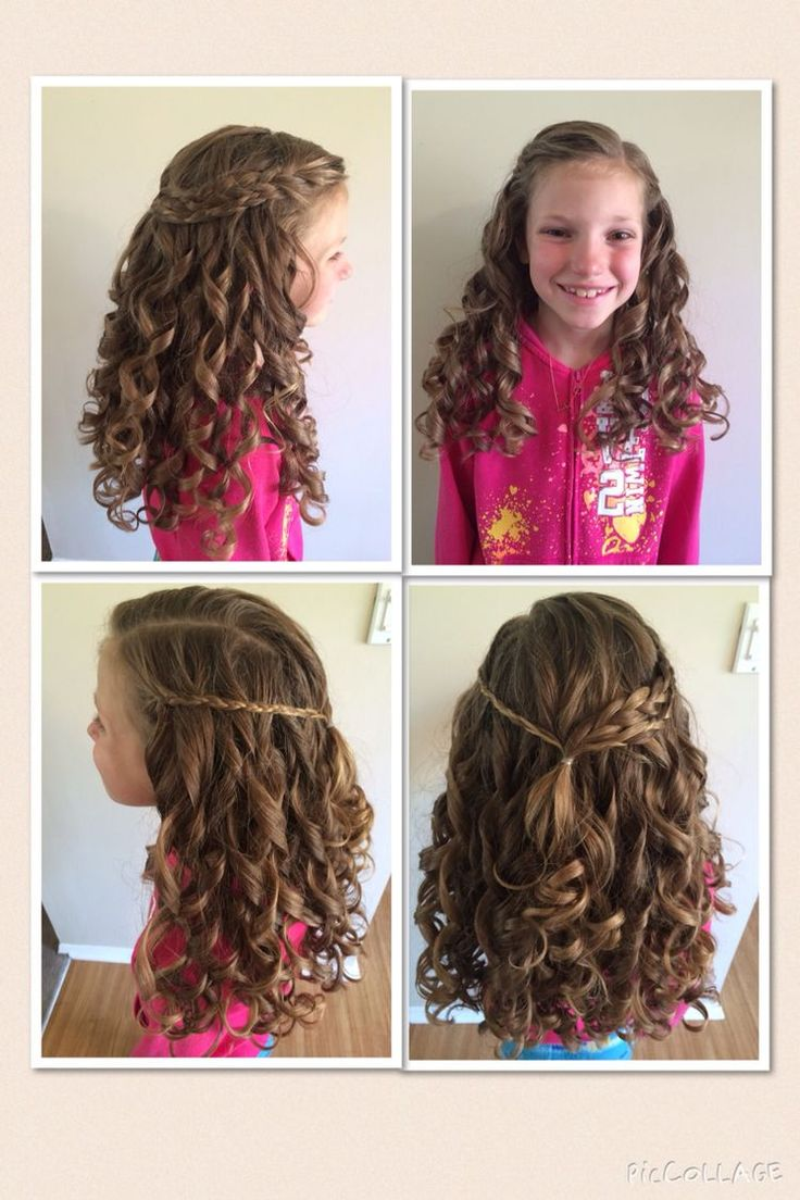 17 best first communion hair styles images on pinterest