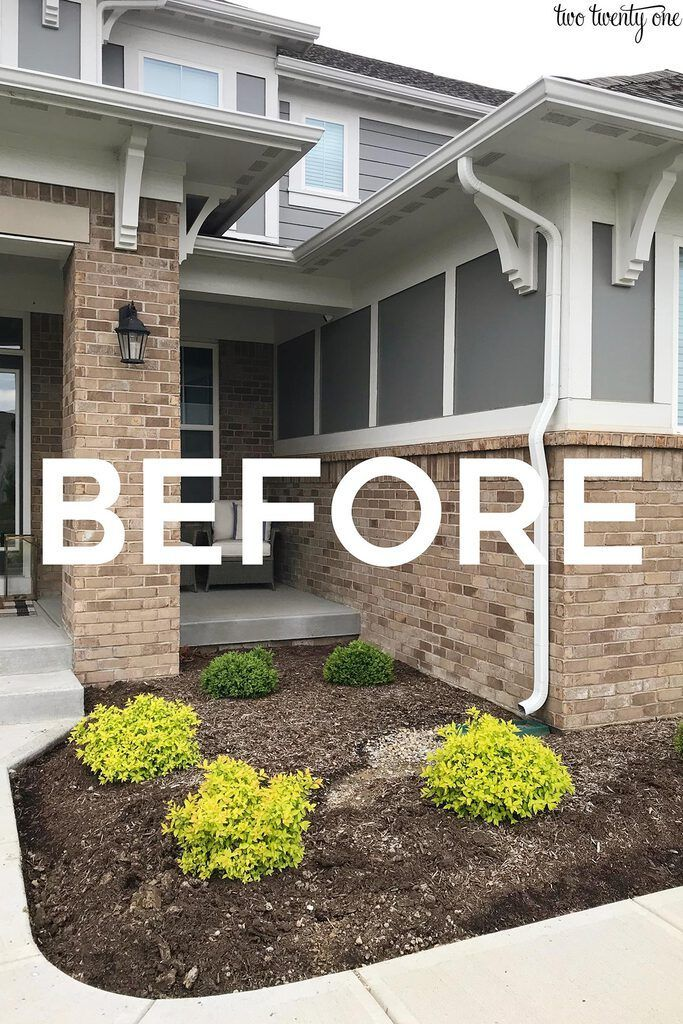 Front Yard Landscaping Refresh Front Yard Landscaping Design Yard Landscaping Simple Landscape Ideas Front Yard Curb Appeal