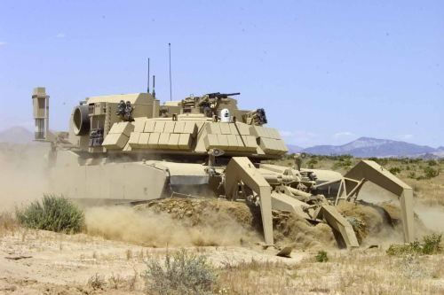 Biggest & baddest: US military vehicles…