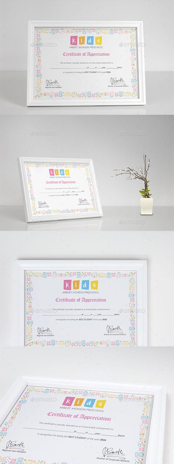 17 best ideas about certificate templates on pinterest