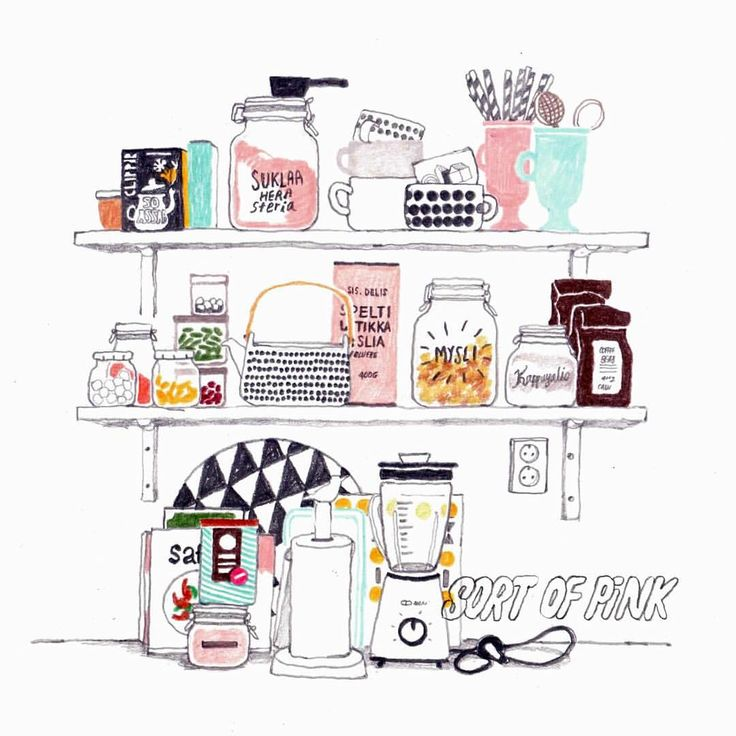 #kitchen from sortofpink.fl _ and when it gets hard, you know it can get hurt sometimes it is only thing that makes us feel alive. _