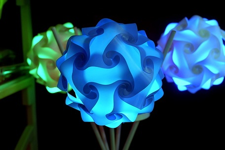 un bouquet de colores
