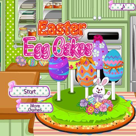 Easter Egg Cakes: Que tal Bolos de ovos de Páscoa para sobremesa?  Esta receita é simples e muito fácil.  Nós vamos fazer um bolo normal e depois cortar fazer pequenos bolos em forma de ovos. Claro, a parte melhor e mais engraçada é para decorá-los!