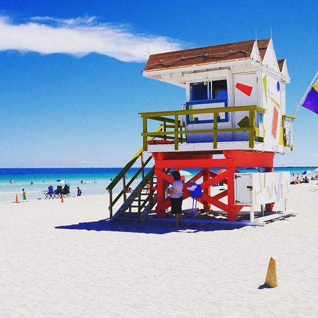 【momonan1】さんのInstagramをピンしています。 《Hello MIAMI🌴🌴🙏 Panasonic LUMIX GF-6📷 #genic #genic_mag #genic_travel #usa#america#florida#miami#southbeach#beach#sea#ovean#bluesky#bluesea #アメリカ#マイアミ#フロリダ#ビーチ#サウスビーチ#海#カメラ女子#カメラ好き#カメラ好きな人と繋がりたい》