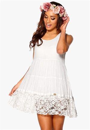 Chiara Forthi Anou Dress Cream