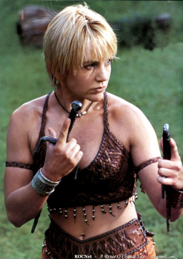 prencess xenia naked gabreial warrior and