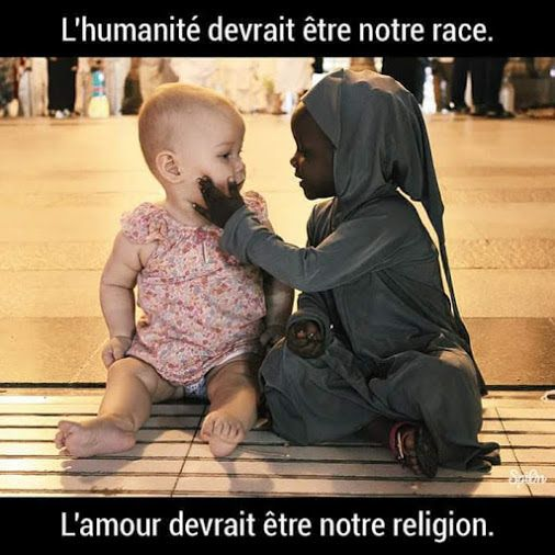 Humanity should be our race. Love should be our religion.♥☼♥ Live life in peace.