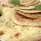 Naan-bröd - Recept från Mitt kök - Mitt Kök | Recept | Mat | Bloggar | Vin | Öl