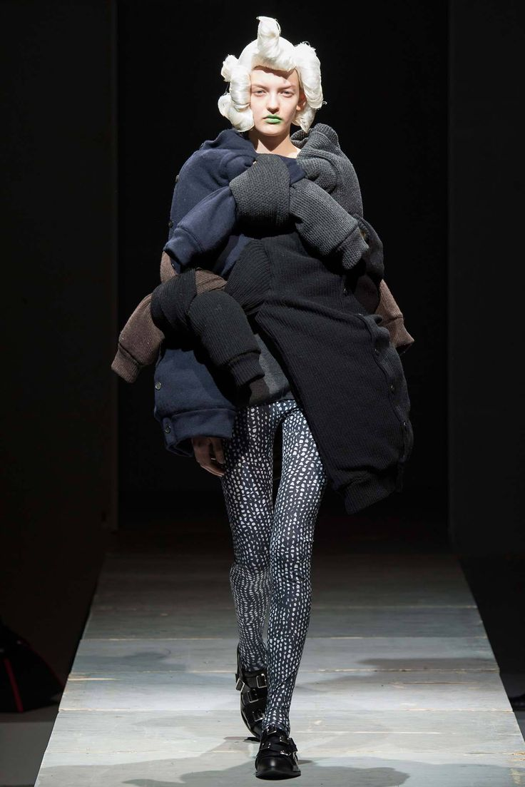 Comme des Garçons Fall 2014 Ready-to-Wear - Collection - Gallery - Style.com