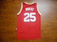Houston Rockets NBA Cheap #25 Red Robert Horry Soul Swingman Jersey [F505]