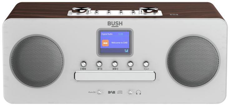 Bush - Bluetooth DAB All In One Micro Hifi System