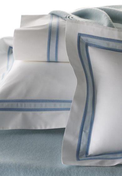 Topaz, in custom color, Leron - creators of fine linens | Bed Linens