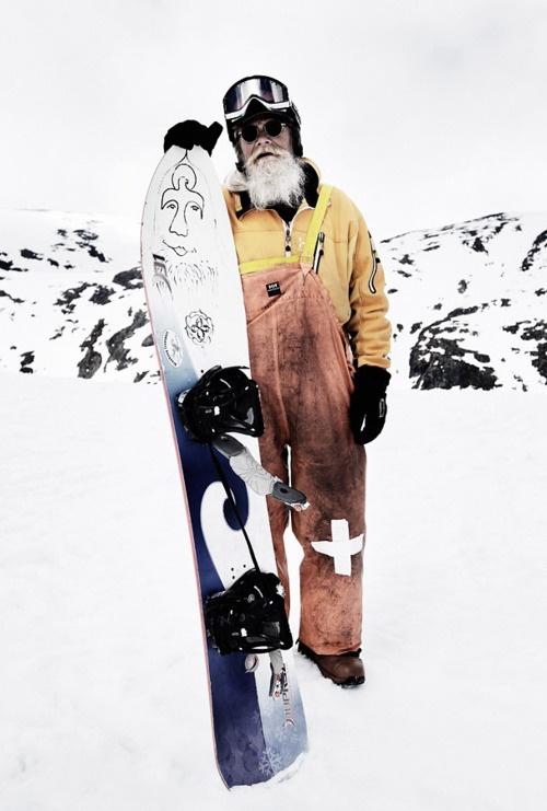 #snowboard #vintage