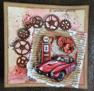 Caroline Cards: #Noor!Design tandwielen