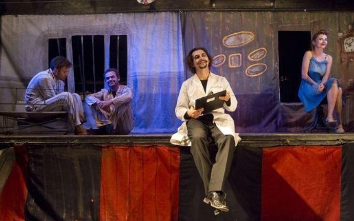 Magický Bulgakovov príbeh Majster a Margaréta priamo na Trojičnom námestí pod šapitom Teatra Tatra | Trnava