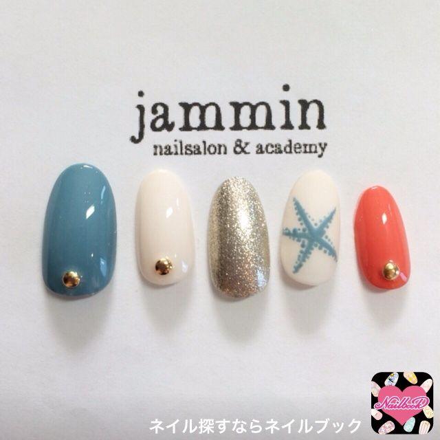 ネイル 画像 nailsalon&academy jammin 牛田 989520
