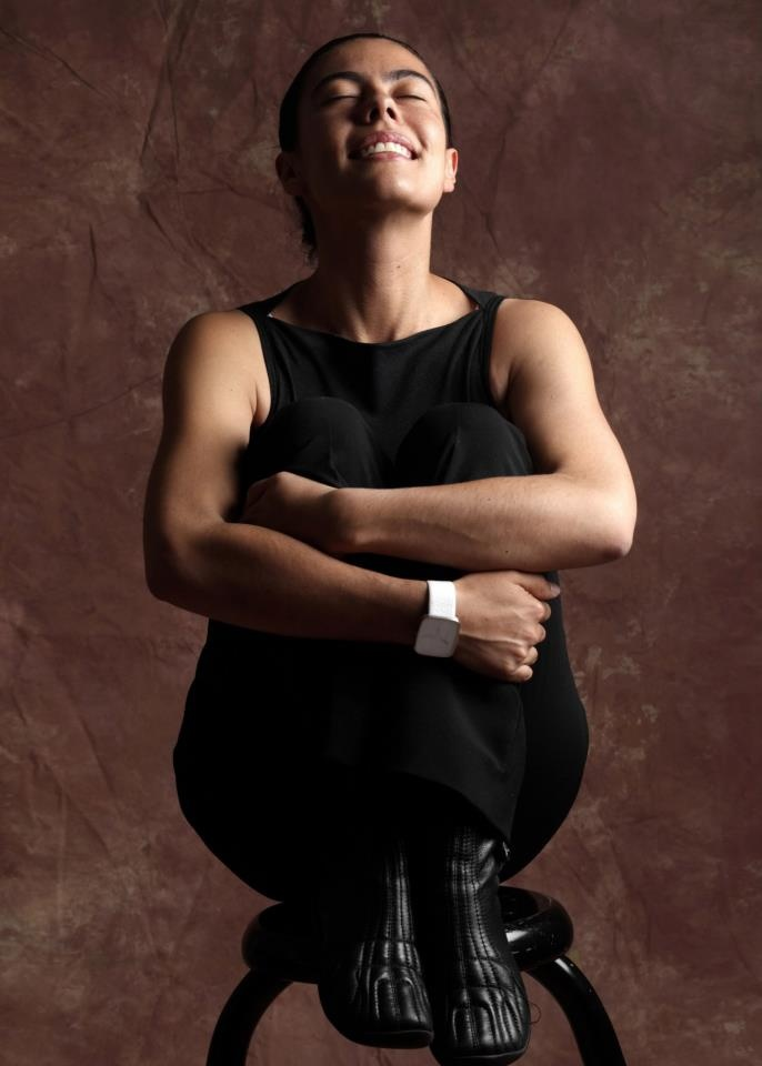 Margarita Bergfeldt Matiz  Diseñadora Industrial  Llega a Suecia en 1997