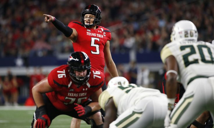Far from system quarterback, Patrick Mahomes can break air-raid curse = Quarterbacks playing their college ball in air-raid systems have sucked in the NFL. Good, glad we got that out of the way. Seriously, though. Heisman winner Johnny Manziel is still sifting through Craig's List looking for a job in the NFL. Brandon Weeden? Nick Foles? Don't choke on your laughter. Texas Tech runs the air-raid. So why would Patrick Mahomes be any different when he gets drafted? Because the Tyler, Texas…