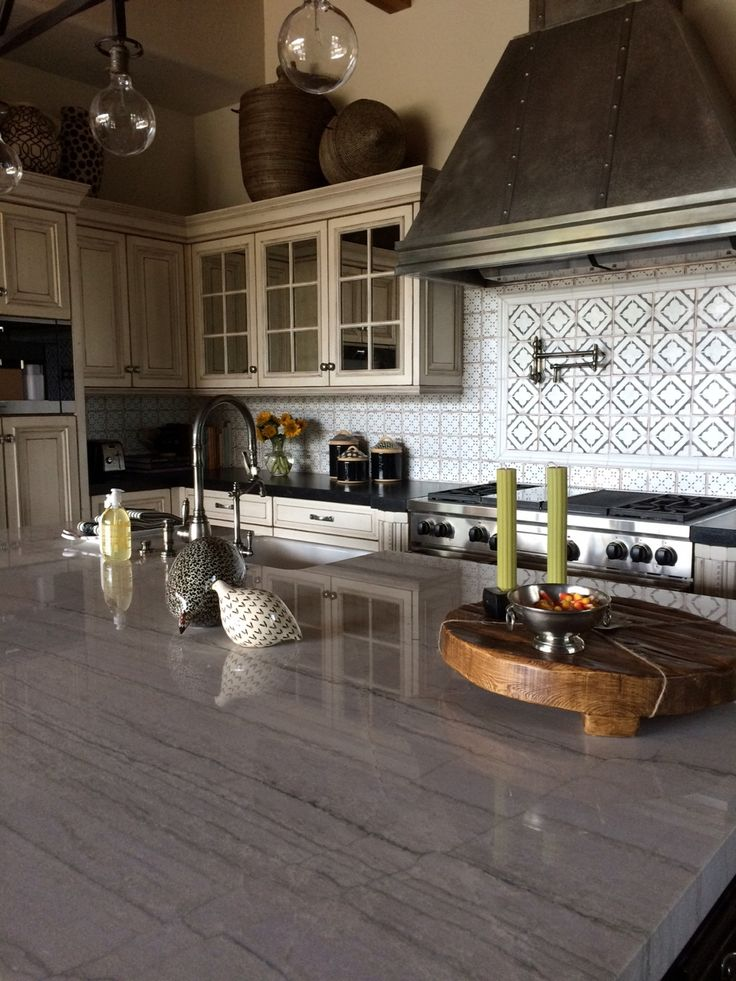 Mediterranean Kitchen Floors