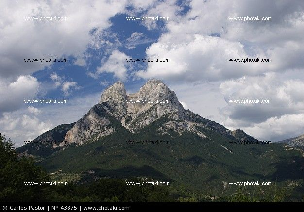 Monte Pedraforca, Sierra del Cadí
