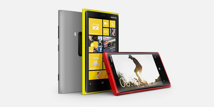 Nokia Lumia 920 - Windows Phone with PureView Camera - Nokia