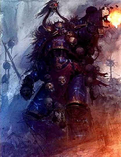Night Lords - Warhammer 40K Wiki - Space Marines, Chaos, planets, and more - Wikia