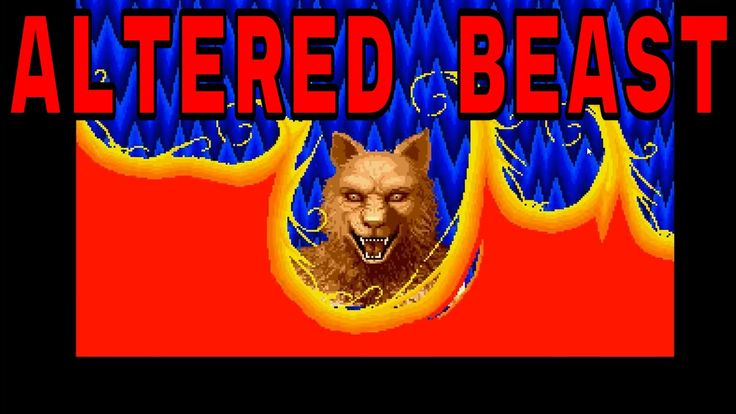 Altered Beast - Act.1