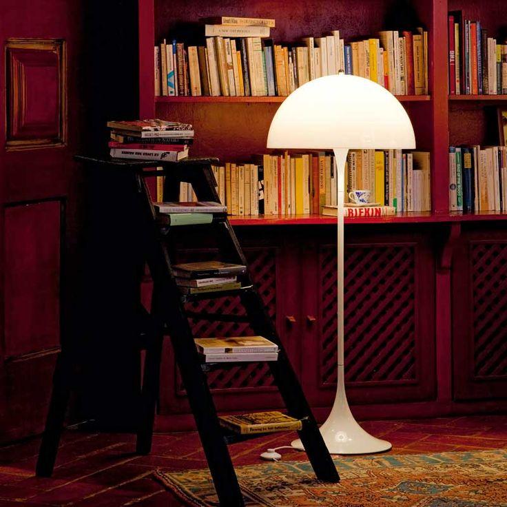 Louis Poulsen - Panthella Floor Lamp - Verner Panton