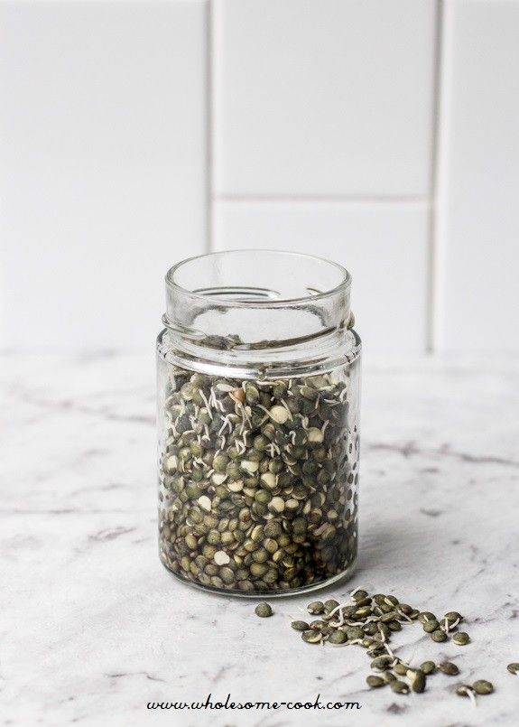 How to Make Sprouts at Home   Easy Guide with Soaking Times - http://wholesome-cook.com/2015/06/23/how-to-make-sprouts-at-home-easy-guide-with-soaking-times/