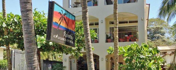 Roberto's Restaurant - Playa Hermosa Hotel | La Gaviota Tropical