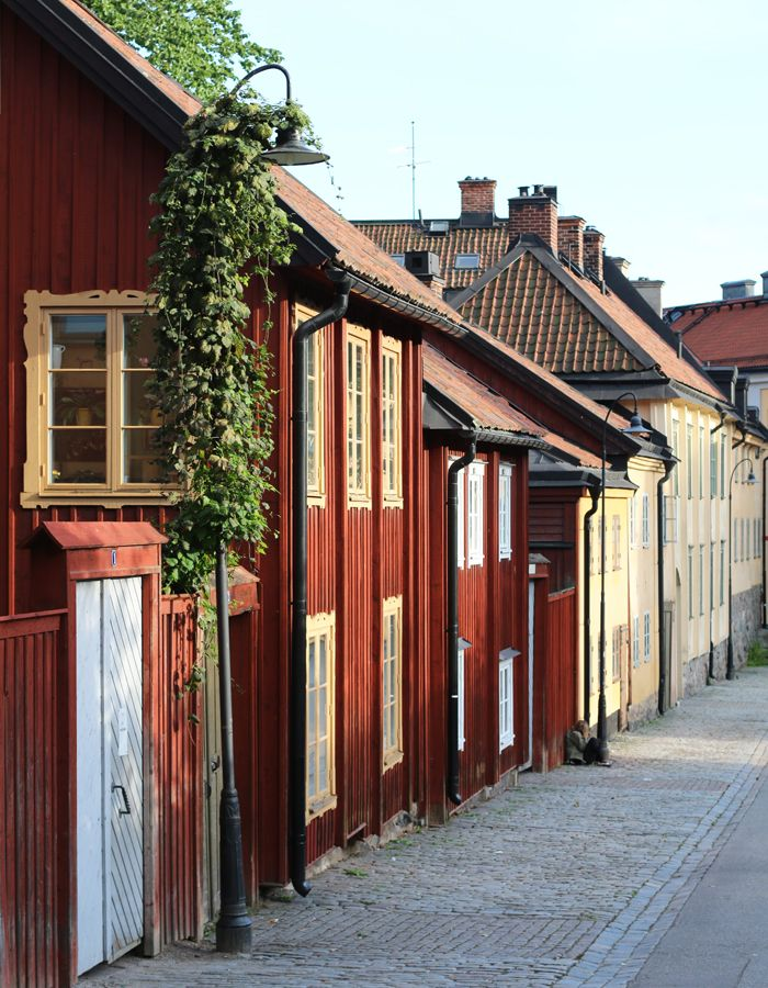 Drei Tage in Stockholm Mehr