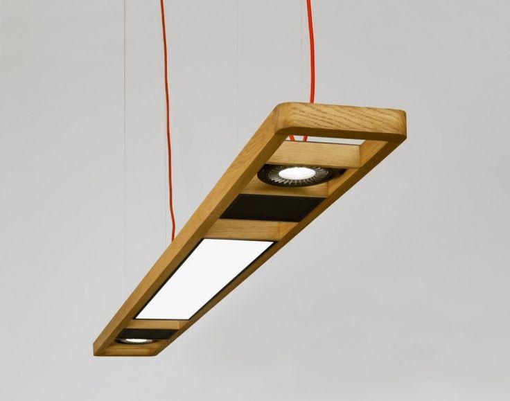Arbo   Wood And LED Technology Pendant Lighting. Led TechnologyDiy LightLamp  ...